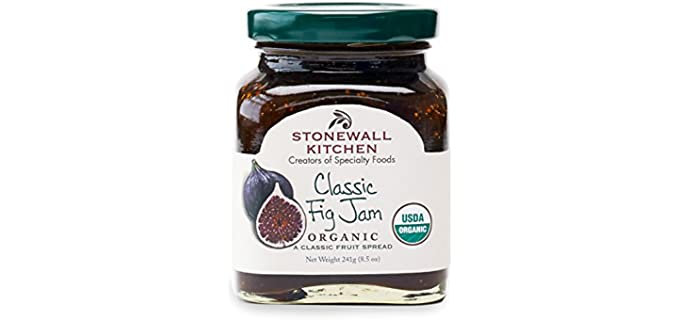 Stonewall Kitchen Spread - Organic Classic Fig Jam