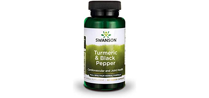 Swanson Herbal - Organic Joint Supplement
