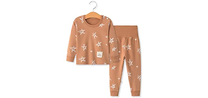 YANWANG Soft - Best Organic Pajamas