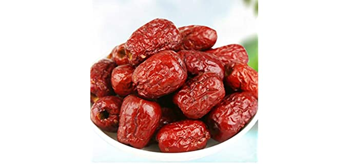PowerNutri Shop All-Natural - Organic Jujube Dates