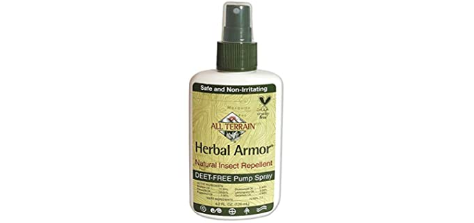 All Terrain Herbal Armor - Natural Insect Repellent