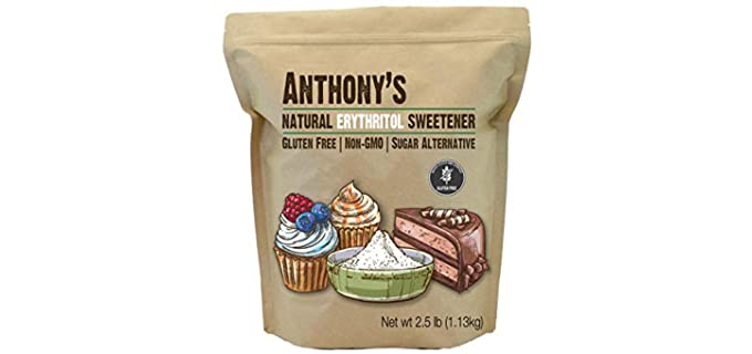 Anthony's Natural - Erythritol Granules