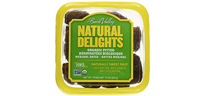 Bard Valley Medjool - Organic Dates