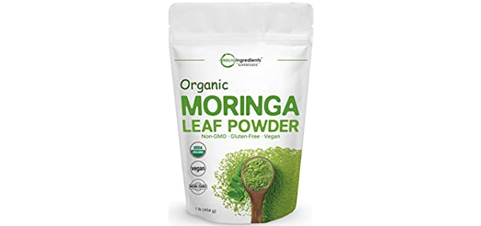 Micro Ingredients Oleifera - Organic Moringa Leaf Powder