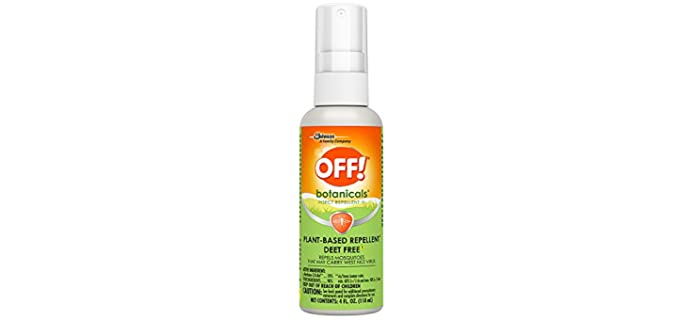 OFF! Botanicals - Mosquito and Insect Repellent