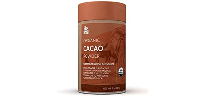 OMG! Superfoods - Organic Cacao Powder