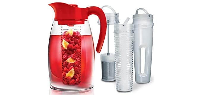 Primula Stain-resistant - Infuser Pitcher