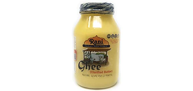 Rani Brand Authentic Indian - Grass-Fed Ghee