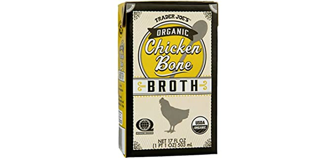Trader Joe's Chicken - Organic Bone Broth