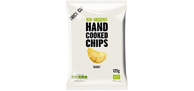 Trafo Hand Cooked - Organic Potato Chips