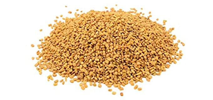 Buy Wellness Mineralized - Fresh Organic Fenugreek Sprouting Seeds