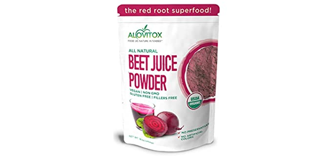 Alovitox Indian - Organic Beet Powder