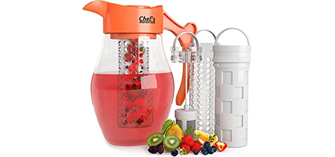 Chef's INSPIRATIONS 3 Core - Infusion Water Pitcher