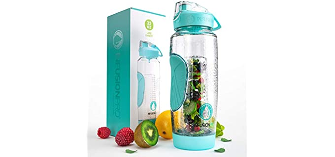 Infusion Pro Insulated - Fruit Water Bottle Infuser