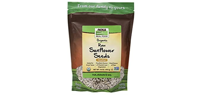 NOW Foods Raw - Sunflower Seeds