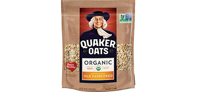 Quaker Old Fashioned - Rolled Oats