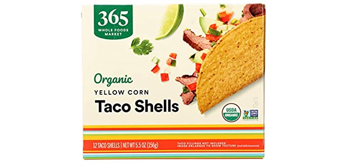 365 Everyday Value - Organic Taco Shell