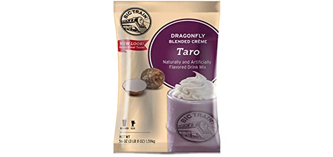 Dragonfly Cream Frappe - Taro Mix