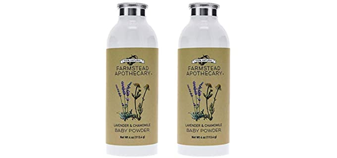 Farmstead Apothecary - Natural Baby Talc