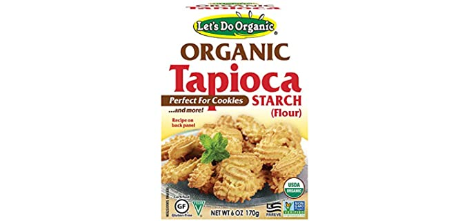 Edward & Sons Boxed - Organic Tapioca Starch