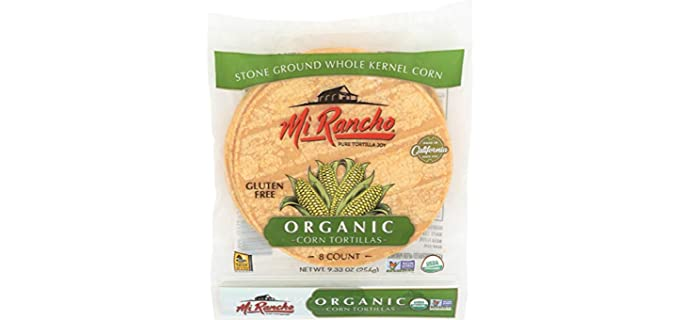 Mi Rancho Organic - Corn Tortila Shells