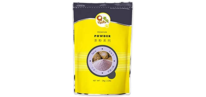 Qbubble Premixed - Taro Tea Powder