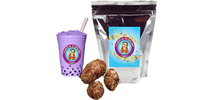 Buddha Bubbles Boba Organic - Buble Taro Powder