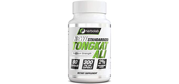 Herbolab Concentrated - Root Extract Tongkat Ali
