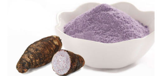 Organic Taro Powder