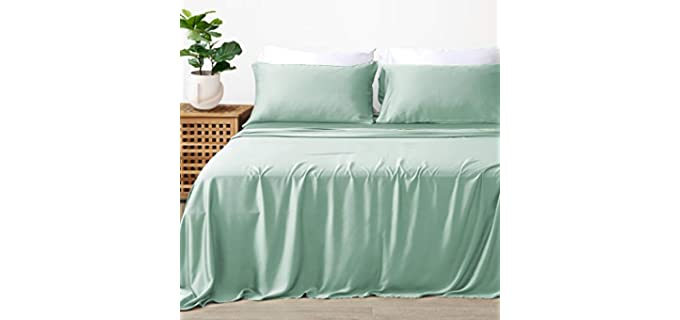 Dr.BeTree King - Breathable Organic Bamboo Sheets