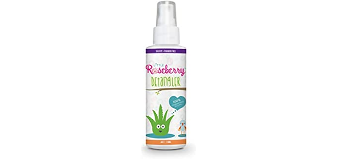 Little Roseberry Kids & Adults - Best Organic Hair Spray