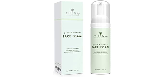 Thena Cucumber - Chamomile Best Organic Face Cleanser