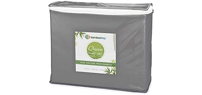 BAMBOO BAY Soft - Bamboo Sheet Set