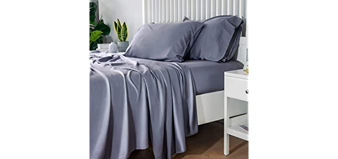 Bedsure Cooling - Bamboo Sheets Set