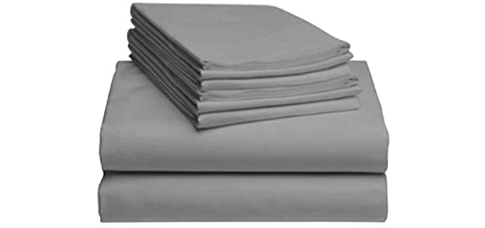 LuxClub Eco Friendly - Bamboo Sheet Set