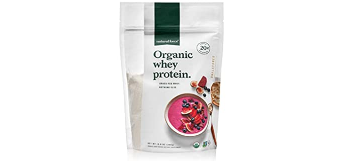 Natural Force Paleo - Unflavoured Whey Protein