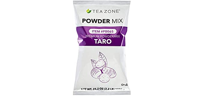 TEA ZONE Store Premium - Taro Powder