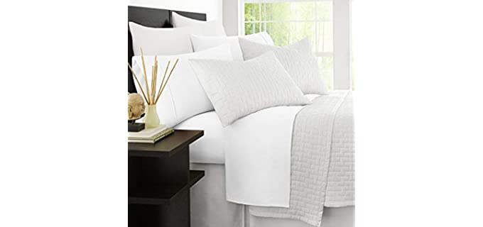 Zen Bamboo 1800 Series - Luxury Bamboo Bed Sheets