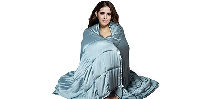 CARMA Weighted - Silky Blanket