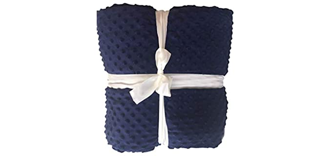 RoccoBlu  Touch Therapy - Breathable Bamboo Blanket