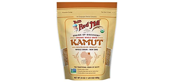 Bob's Red Mill Store Kamut Khorasan - Whole Grain Wheat Bag